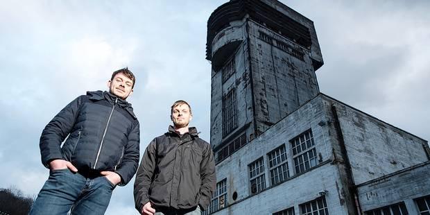 Binche: La tour Saint-Albert ne sera pas démolie - La Libre