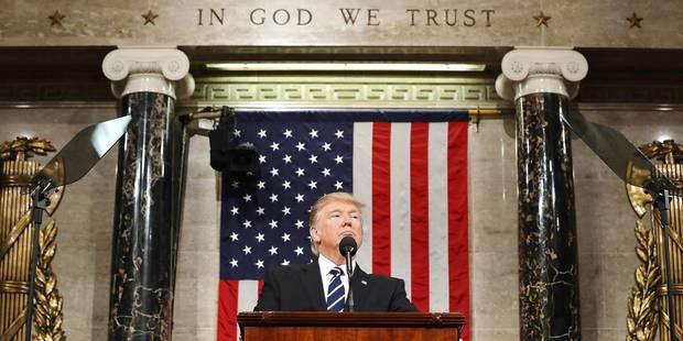 Etats-Unis : Un Président enfin débarrassé de sa tenue de campagne - La Libre