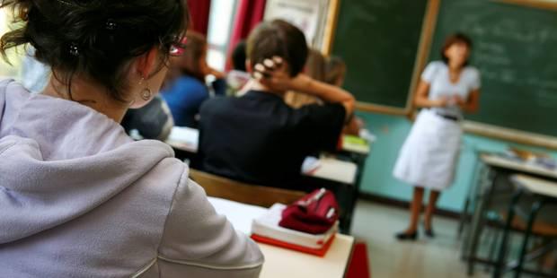 Le nombre d'élèves exclus de leur école repart à la hausse - La Libre