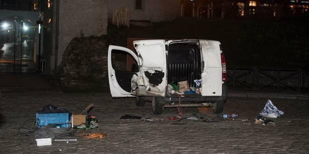 Bonbonnes de gaz à Saint-Gilles : le suspect a été relaxé - La Libre