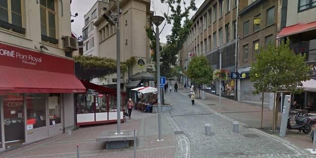 Débordements au magasin H&M de Charleroi: La police a dû intervenir - La Libre