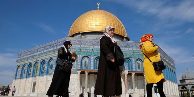 Le Parlement israélien veut limiter les appels à la prière des mosquées - La Libre