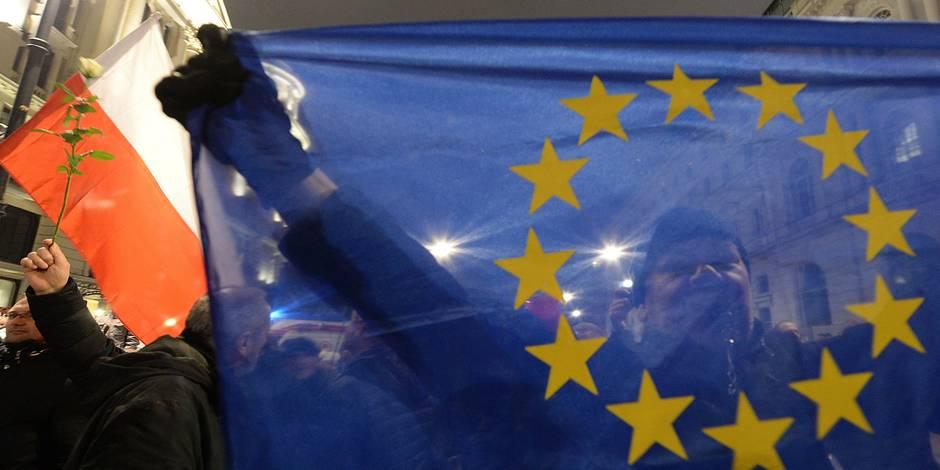 Edito: Un électrochoc pour l'Europe - La Libre