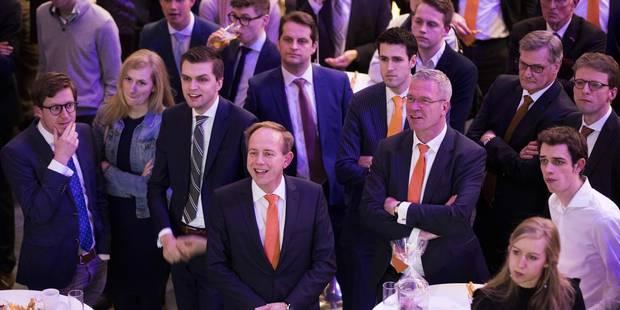 Elections législatives néerlandaises: Les politiques européens qualifient la victoire du VVD, de succès pour l'Europe - ...