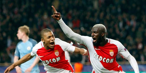 C1: Monaco s'offre sa mini-remontada (3-1), l'Atlético assure contre Leverkusen (0-0) - La Libre