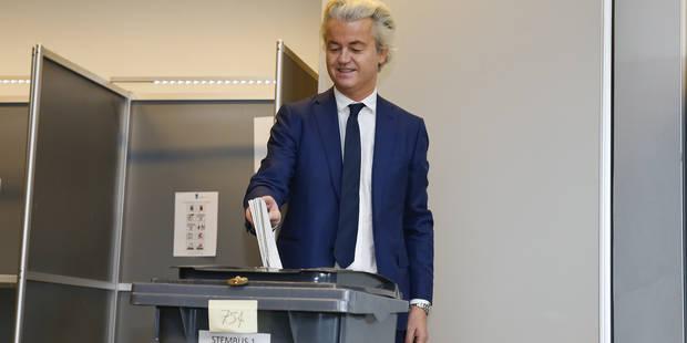 Elections aux Pays-Bas, encore une défaite des sondages ? - La Libre