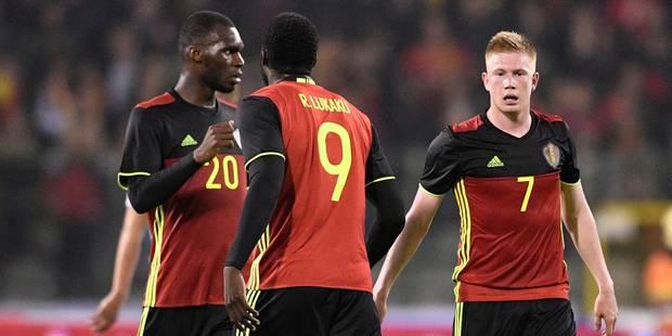 Coupe du Monde de football: pourquoi le match Belgique-Grèce de samedi est capital - La Libre