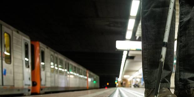 STIB: le trafic des métros a repris entre Comte de Flandre et Arts Loi - La Libre