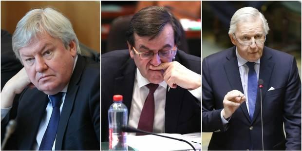 Ces hommes politiques de premier plan seront entendus en commission Publifin: voici pourquoi - La Libre