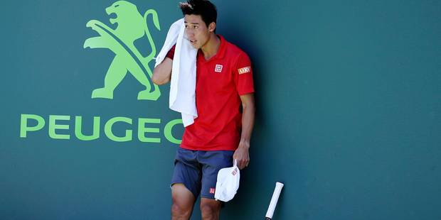 "Kei Nishikori: ""Je suis proche du niveau de Federer"" - La Libre"