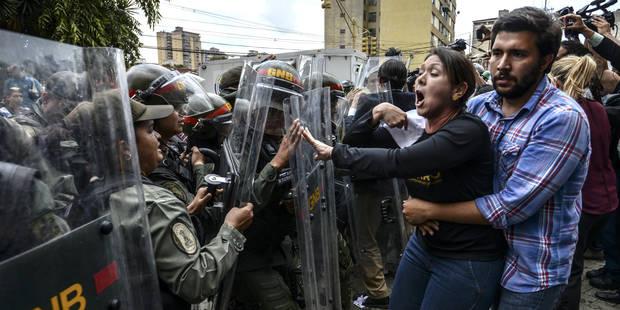 Venezuela: Le président a désormais tous les pouvoirs, le chef de l'OEA dénonce un coup d'Etat - La Libre