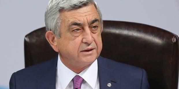 Législatives en Arménie: Le parti au pouvoir largement en tête - La Libre