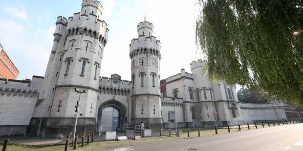 Charles Picqué pourrait interdire l'entrée de nouveaux détenus à la prison de Saint-Gilles - La Libre