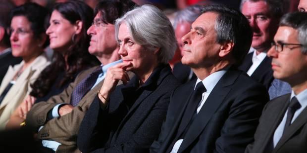 Présidentielle française: Penelope Fillon aurait été rémunérée par son mari depuis 1982 - La Libre