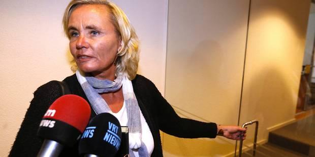 Liesbeth Homans dans une sombre histoire de permis de mosquée, alors que la Wallonie va légiférer - La Libre