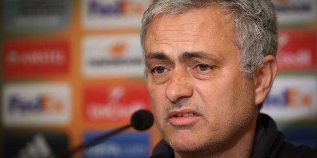 Mourinho en forme en conférence de presse avant d'affronter Anderlecht: ?Même pas sûr que Zlatan se souvienne du Parc As...