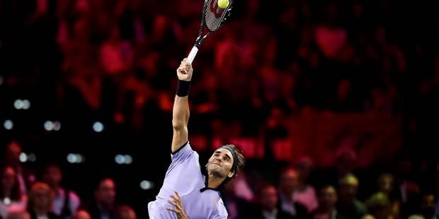 Federer livre les secrets de sa réussite et de sa seconde jeunesse - La Libre