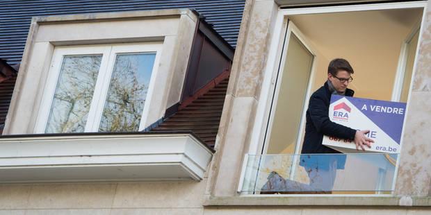Le prix des appartements explose dans le Brabant wallon - La Libre