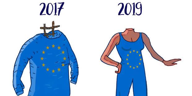 L'Europe a deux ans pour se réformer (OPINION) - La Libre