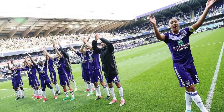 Anderlecht: les salaires rabaissés, les primes en hausse - La Libre
