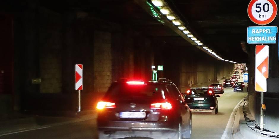 """50 km/h dans les tunnels ? """"Impossible !"""" - La Libre"""