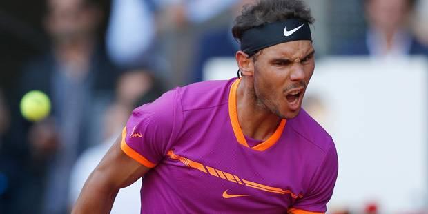 Nadal remporte le tournoi de Madrid en battant Thiem - La Libre