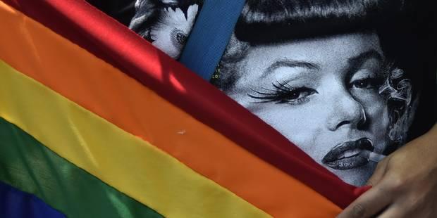 De plus en plus d'homosexuels reçoivent l'asile en Belgique - La Libre