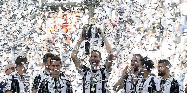 La Juventus championne d'Italie pour le 6e fois d'affilée - La Libre