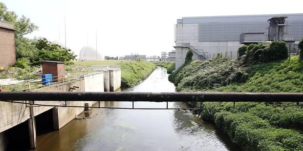Mieux canaliser l'eau à Bruxelles - La Libre