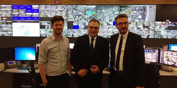 Nouveau centre intégré de gestion du trafic d'ici à 2019 - La Libre