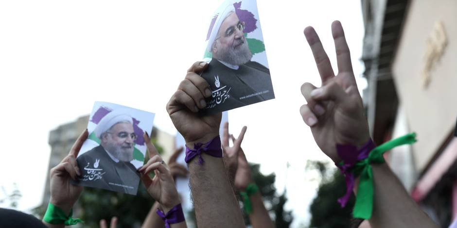 Isoler l'Iran? Trump dit oui, l'Europe dit non (RIPOSTES) - La Libre
