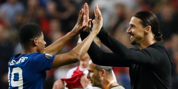 Manchester United remporte l'Europa League pour le symbole et l'histoire (0-2) - La Libre