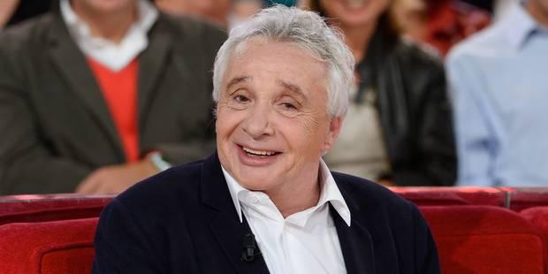 Michel Sardou arrête la chanson - La Libre