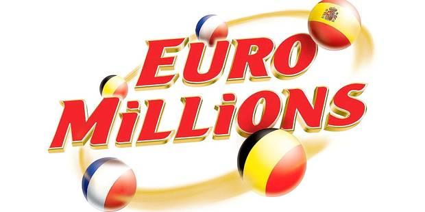 Le grand gagnant belge de l'EuroMillions ne s'est toujours pas manifesté - La Libre