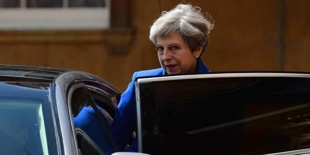 Les grognards de Theresa May reconduits dans le nouveau gouvernement - La Libre
