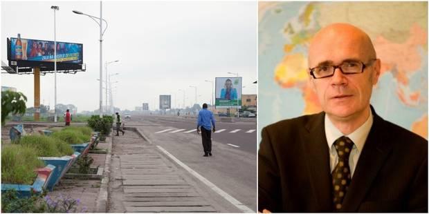 Le Belge Bart Ouvry, ambassadeur de l'UE en RDC, pourrait être expulsé du pays - La Libre