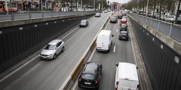 Le tunnel Porte de Hal rouvert à la circulation le 3 juillet - La Libre