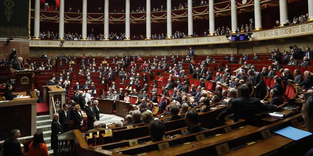 Voici les trois projets de loi qui seront examinés, en priorité, par la nouvelle Assemblée française - La Libre