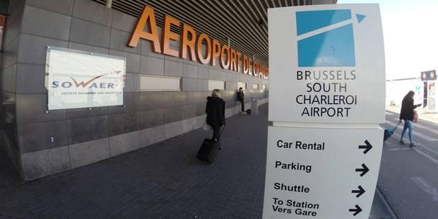 Perturbations à l'aéroport de Charleroi, ce lundi à 10h - La Libre