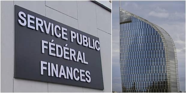 Actions du SPF Finances: Arrêt de travail à la Tour des finances à Liège - La Libre