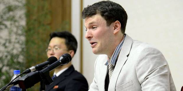 Décès d'un étudiant américain en Corée du Nord: Sa famille refuse l'autopsie - La Libre