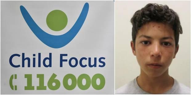 AVIS DE RECHERCHE: Brahim, 9 ans, a disparu alors qu'il s'enregistrait à l'Office des Etrangers de Bruxelles - La Libre