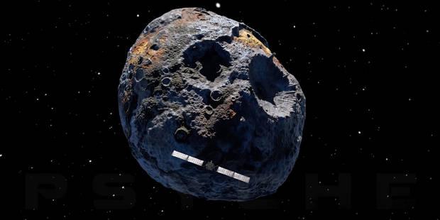 Quelles parades possibles face aux astéroïdes? - La Libre