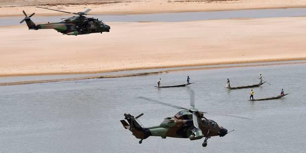 Al-Qaïda au Mali rend publique la vidéo de six otages étrangers - La Libre