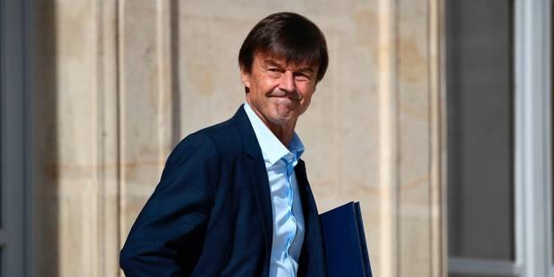 """Nicolas Hulot et ces dossiers qui risquent le """"clash"""" - La Libre"""