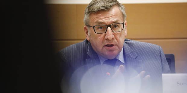 """Kazakhgate: Steven Vanackere """"sensibilisé"""" par De Decker sur la transaction pénale... Tout bénéfice pour Sarkozy - La Li..."""