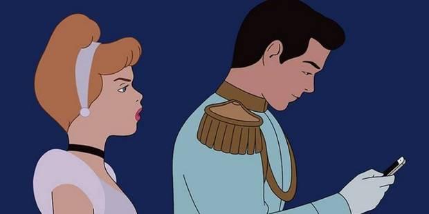 Le couple de Cendrillon a-t-il survécu? Un artiste imagine les personnages Disney en 2017 (PHOTOS) - La Libre