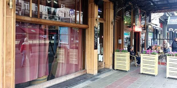 Près de la Bourse, le célèbre café Metteko met la clé sous la porte - La Libre