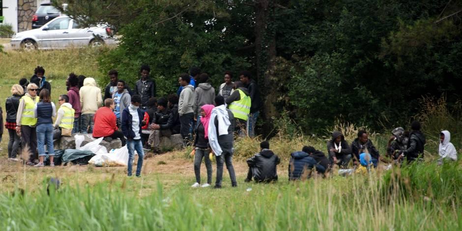 La police accusée de gazages routiniers au poivre contre les migrants — Calais