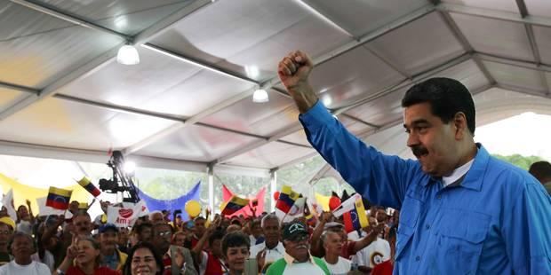 Crise au Venezuela : début de la grève générale de 48 heures contre la Constituante de Maduro - La Libre